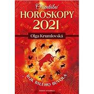 Orientální horoskopy 2021: Rok bílého buvola - Kniha