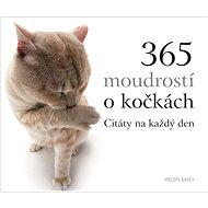 365 moudrostí o kočkách - Kniha