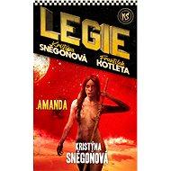 Kniha Amanda (Legie 2. díl) - Kniha