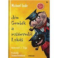 Jim Gombík a rušňovodič Lukáš - Kniha