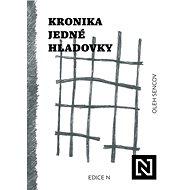 Kronika jedné hladovky - Kniha