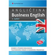 Angličtina Business English - Kniha