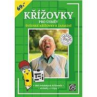 Křížovky pro úsměv: švédské křížovky k zasmání - Kniha
