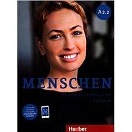Menschen A2/2  Učebnice - Kniha