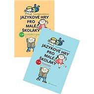 Jazykové hry pro malé školáky: I. a II. díl - Kniha