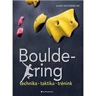 Bouldering: Technika - taktika - trénink