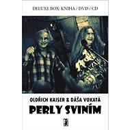 Perly sviním: Deluxe box: kniha/DVD/CD