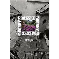 Pražské dvorky - Kniha