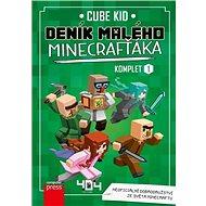 Deník malého Minecrafťáka komplet 1: Neoficiální dobrodružství ze světa Minecraftu - Kniha