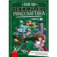 Deník malého Minecrafťáka komplet 2: Neoficiální dobrodružství ze světa Minecraftu - Kniha