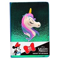 Notebook with squishy toy Unicorn - Notebook