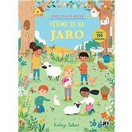 Samolepková knížka Těšíme se na jaro - Kniha