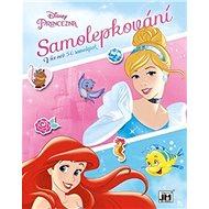 Samolepkování Princezny - Kniha