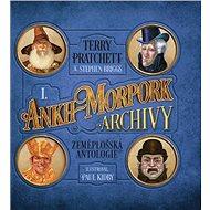 Ankh-Morpork Archivy I. - Kniha