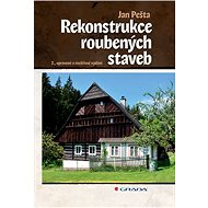 Rekonstrukce roubených staveb - Kniha
