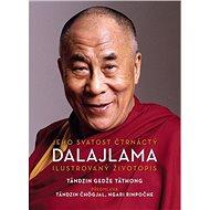 Jeho Svatost 14. dalajlama: Ilustrovaný životopis - Kniha