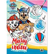 Paint with water Paw Patrol:. and you don' t need colours! - Creative Kit