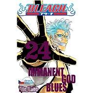 Bleach 24: Immanent God blues - Kniha