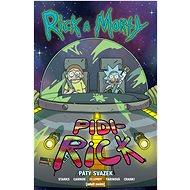 Rick a Morty: Pátý svazek - Kniha