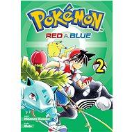 Pokémon Red a Blue 2 - Kniha