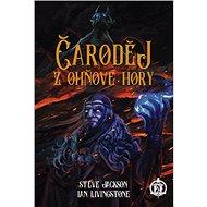 Čaroděj z Ohňové hory - Kniha