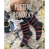 Pletené ponožky: Je to tak snadné - Kniha