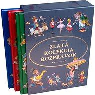 Zlatá kolekcia rozprávok BOX: Rozprávky bratov Grimmovcov, Rozprávky Hansa Christiana Andersena, Ezo