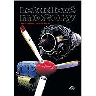 Letadlové motory - Kniha