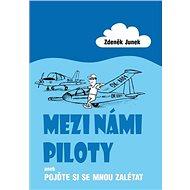 Mezi námi piloty: aneb Pojďte si semnou zalétat - Kniha