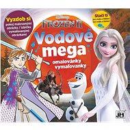 Water mega colouring book Frozen II. - Creative Kit