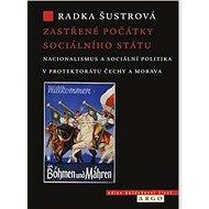 Zastřené počátky sociálního státu: Nacionalismus a sociální politika v Protektorátu Čechy a Morava - Kniha