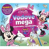 Minnie' s water mega colouring book