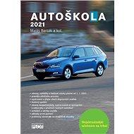 Autoškola 2021 - Kniha