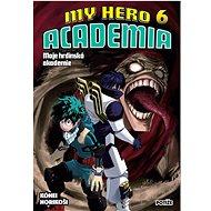 My Hero Academia 6 Moje hrdinská akademie