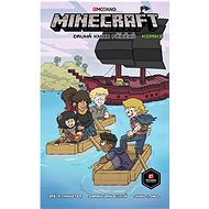 Minecraft komiks Druhá kniha příběhů