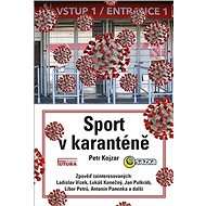 Sport v karanténě - Kniha
