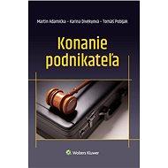 Konanie podnikateľa - Kniha