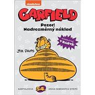 Garfield Pozor! Nadrozměrný náklad: č. 54