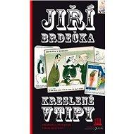 Kreslené vtipy - Kniha
