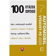 100 otázok • odpovedí – Automobil, Výdavky FO 2020 - Kniha