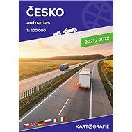 Česko Velký autoatlas 1 : 200 000: 2021/2022