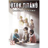 Útok titánů 24 - Kniha