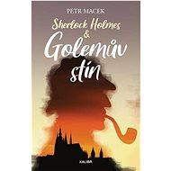 Sherlock Holmes Golemův stín - Kniha