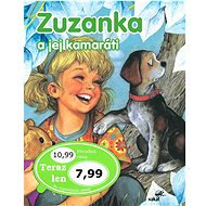 Zuzanka a jej kamaráti - Kniha