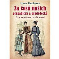 Za časů našich prababiček a pradědečků - Kniha