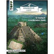 Únikové hry O aztéckém zlatě - Kniha
