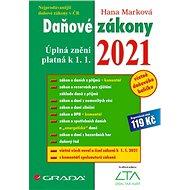 Daňové zákony 2021: Úplná znění k 1. 1. 2021