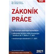 Zákoník práce 2021 (sešitové vydání) - Kniha
