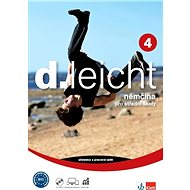 d.leicht 4 Němčina pro střední školy: Učebnice s pracovním sešitem - Kniha