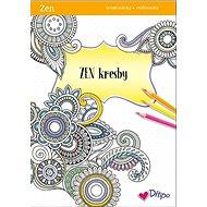 ZEN kresby omalovánky/maľovanky - Kniha